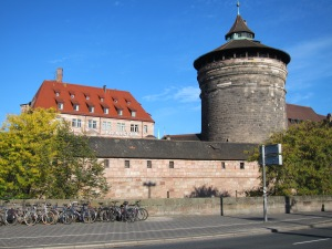 Nuremburg Entry, Round Tower