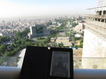 holy diamond kindle tehran