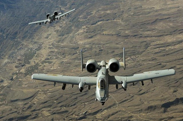 two a-10s